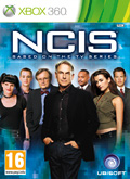 UK Boxshot of NCIS (XBOX360)