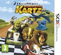 UK Boxshot of DreamWorks Super Star Kartz (3DS)