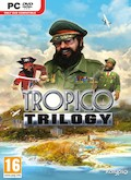 UK Boxshot of Tropico Trilogy (PC)
