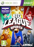 UK Boxshot of Big League Sports (XBOX360)