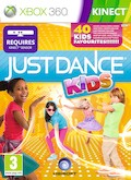 UK Boxshot of Just Dance: Kids (XBOX360)