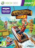 UK Boxshot of Cabela's Adventure Camp (XBOX360)