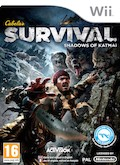 UK Boxshot of Cabela's Survival: Shadows of Katmai (NINTENDO Wii)