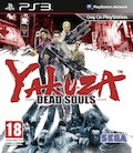 UK Boxshot of Yakuza: Dead Souls (PS3)