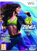 UK Boxshot of Zumba Fitness 2 (NINTENDO Wii)