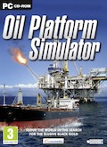 UK Boxshot of Oil Platform Simulator (PC)