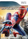 UK Boxshot of The Amazing Spider-Man (NINTENDO Wii)