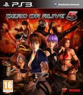 UK Boxshot of Dead or Alive 5 (PS3)