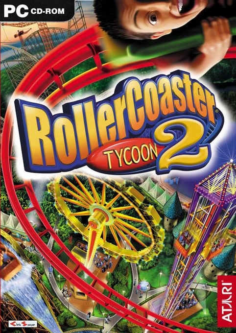 boxshot uk large Rollercoaster Tycoon 2 [PC]
