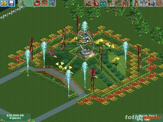 screen1 large Rollercoaster Tycoon 2 [PC]