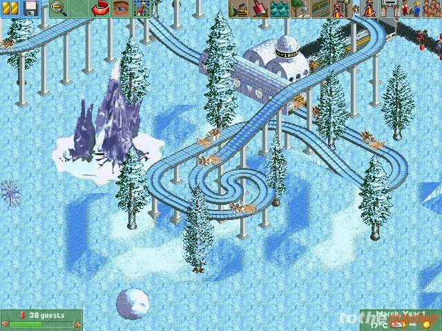 screen3 large Rollercoaster Tycoon 2 [PC]