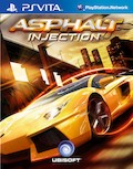 UK Boxshot of Asphalt: Injection (PSV)