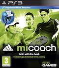 UK Boxshot of Adidas miCoach: The Basics (PS3)
