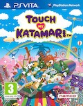 UK Boxshot of Touch my Katamari (PSV)