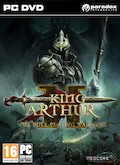 UK Boxshot of King Arthur II (PC)