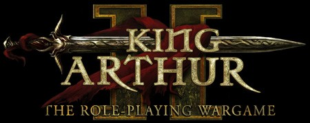 Logo of King Arthur II (PC)