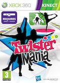 UK Boxshot of Twister Mania (XBOX360)
