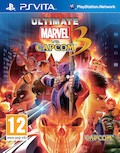UK Boxshot of Ultimate Marvel vs. Capcom 3 (PSV)