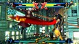 Screenshot of Ultimate Marvel vs. Capcom 3 (PSV)