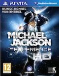 UK Boxshot of Michael Jackson: The Experience (PSV)