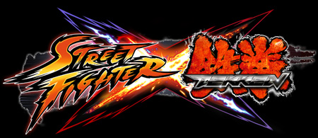 Logo of Street Fighter X Tekken (PSV)