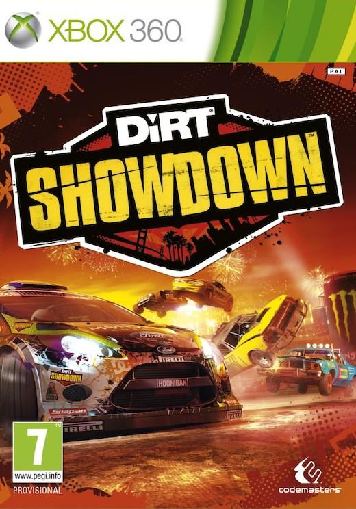 Dirt Showdown XBOX360-COMPLEX [ Region Free ]