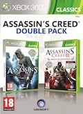 UK Boxshot of Assassin's Creed 1 & 2 (XBOX360)