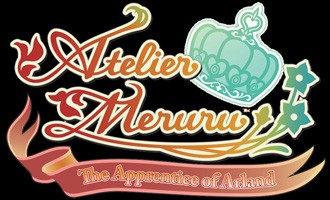 Logo of Atelier Meruru: The Apprentice of Arland (PS3)