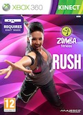 UK Boxshot of Zumba Fitness Rush (XBOX360)