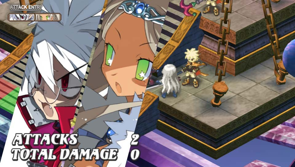 Screenshot of Disgaea 3: Absence of Detention (PSV)