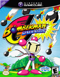 US Boxshot of Bomberman Generation (GAMECUBE)
