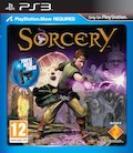 UK Boxshot of Sorcery (PS3)