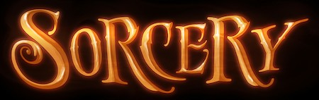 Logo of Sorcery (PS3)