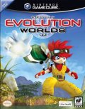 US Boxshot of Evolution Worlds (GAMECUBE)