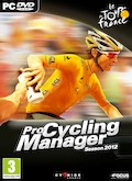 UK Boxshot of Pro Cycling Manager 2012 (PC)
