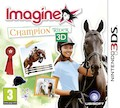 UK Boxshot of Imagine Champion Rider 3D (3DS)