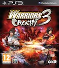 UK Boxshot of Warriors Orochi 3 (PS3)