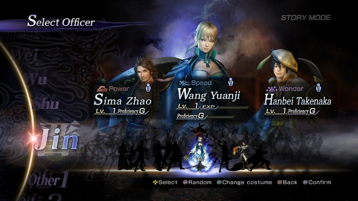 Screenshot of Warriors Orochi 3 (PS3)