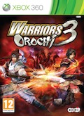 UK Boxshot of Warriors Orochi 3 (XBOX360)