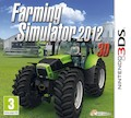 UK Boxshot of Farming Simulator 2012 (3DS)