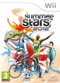 UK Boxshot of Summer Stars (NINTENDO Wii)