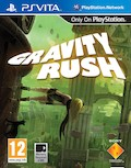 UK Boxshot of Gravity Rush (PSV)