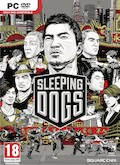 UK Boxshot of Sleeping Dogs (PC)