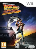 UK Boxshot of Back to the Future (NINTENDO Wii)