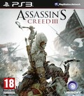 UK Boxshot of Assassin's Creed III (PS3)