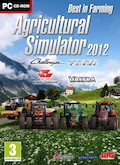UK Boxshot of Agricultural Simulator 2012 (PC)