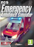 UK Boxshot of Emergency Ambulance Simulator (PC)