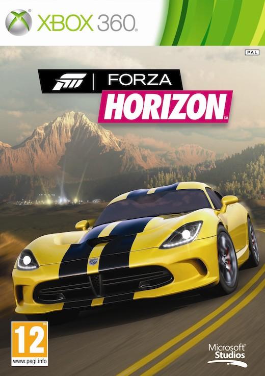 Forza Horizon (2012) JTAG.RGH.XBOX360-P2PN00BS / polska wersja jezykowa