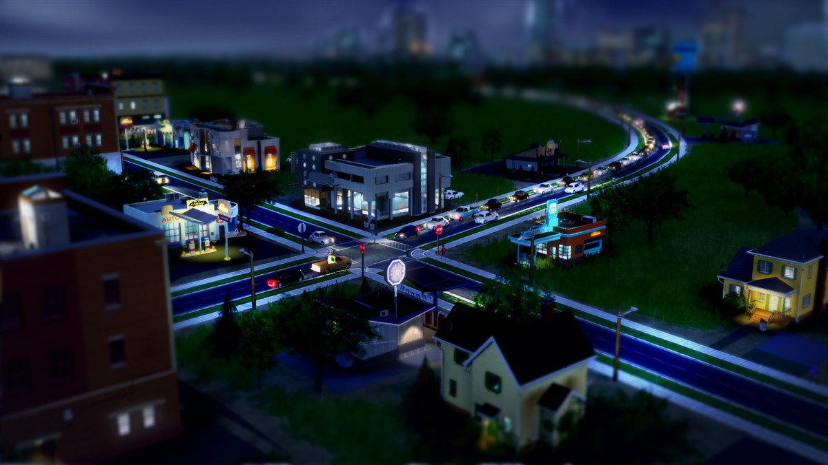 Screenshot of SimCity (PC)