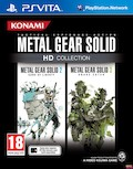 UK Boxshot of Metal Gear Solid: HD Collection (PSV)